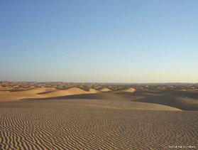 Mauritania, deserto